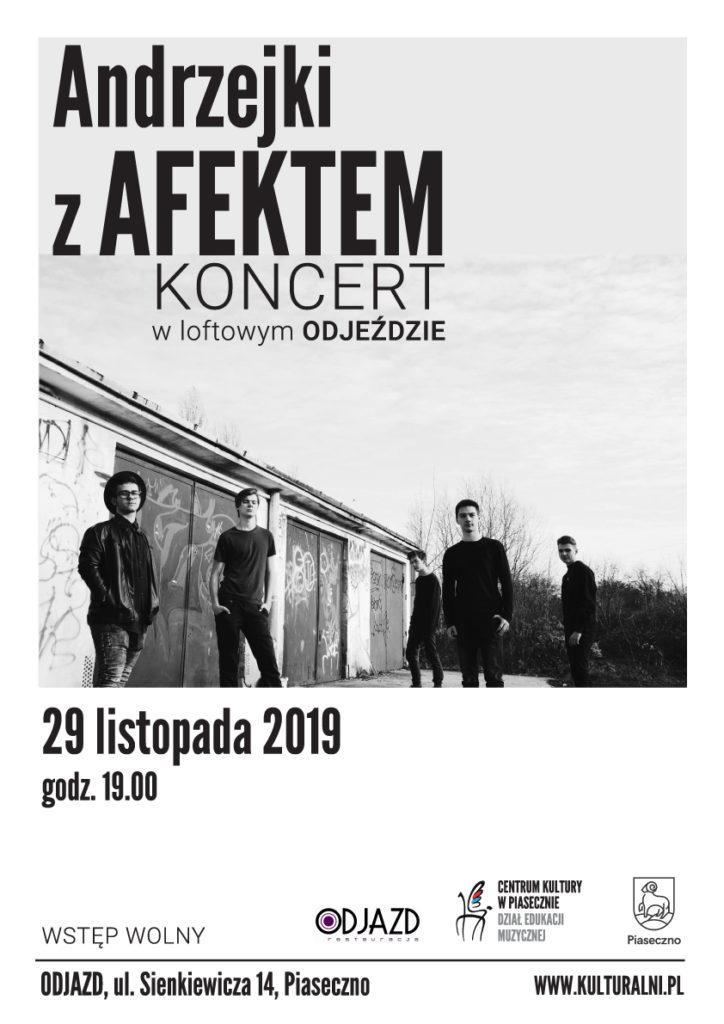Andrzejki zAFEKTEM