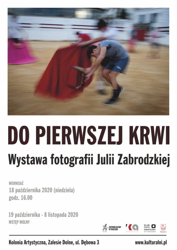 do pierwszej plakat_A3