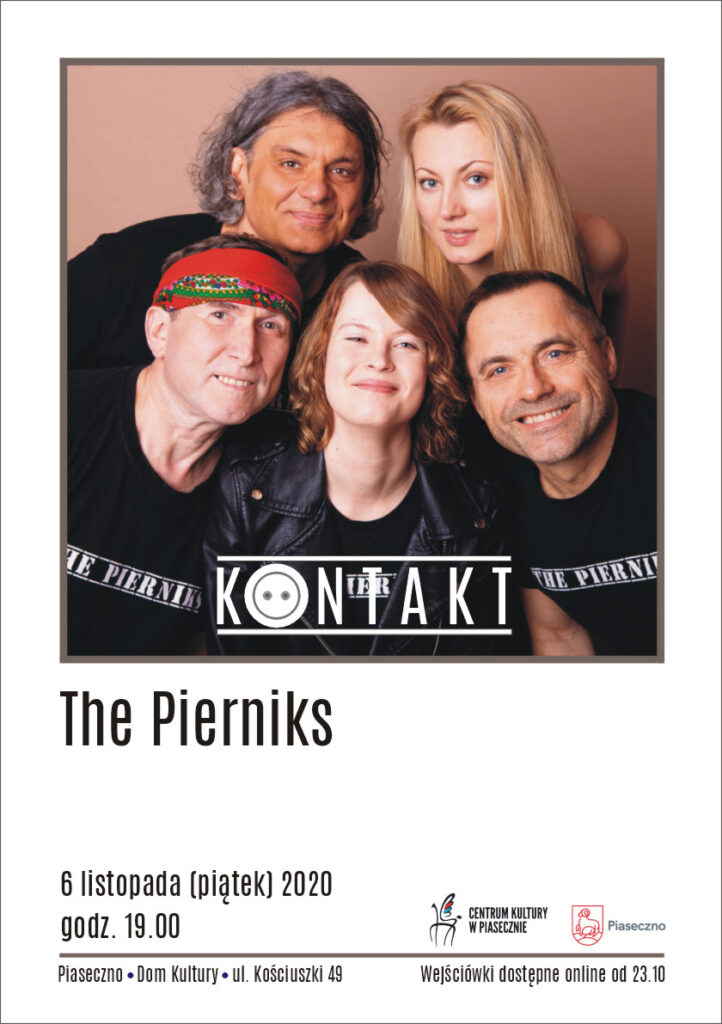 the pierniks 2020 plakat