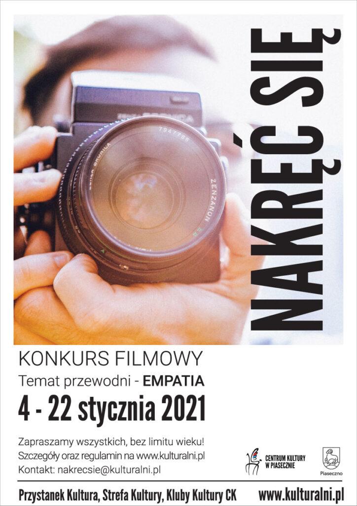 Nakręć się - konkurs filmowy