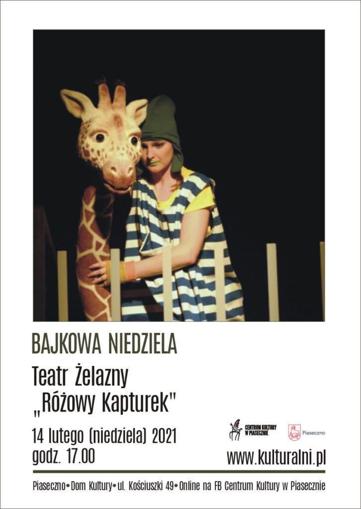 Plakat wydarzenia Bajkowa Niedziela