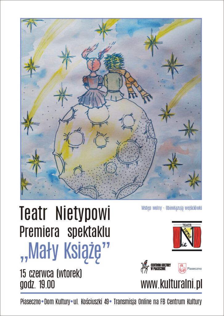 Plakat wydarzenia Mały książe