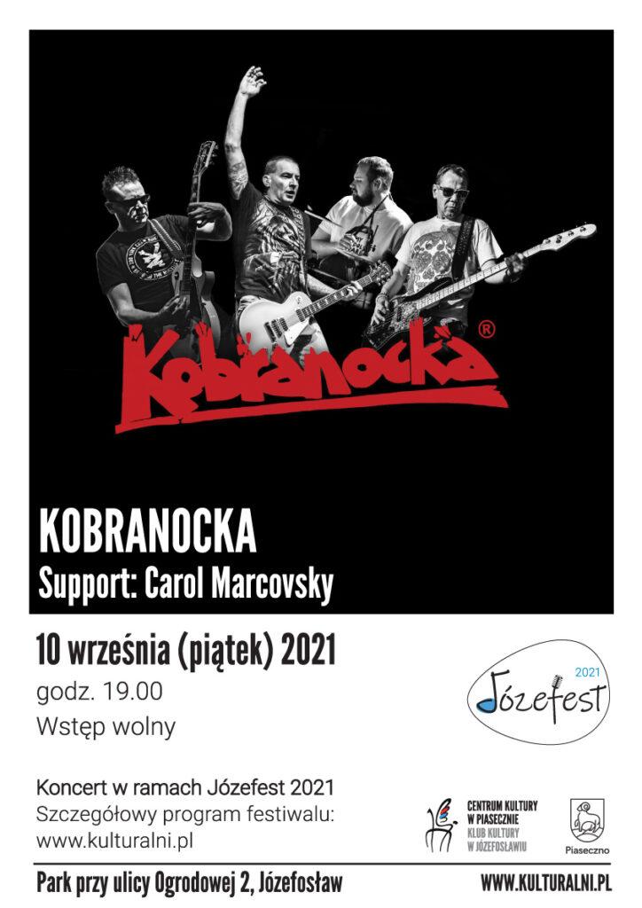 Plakat wydarzenia Kobranocka