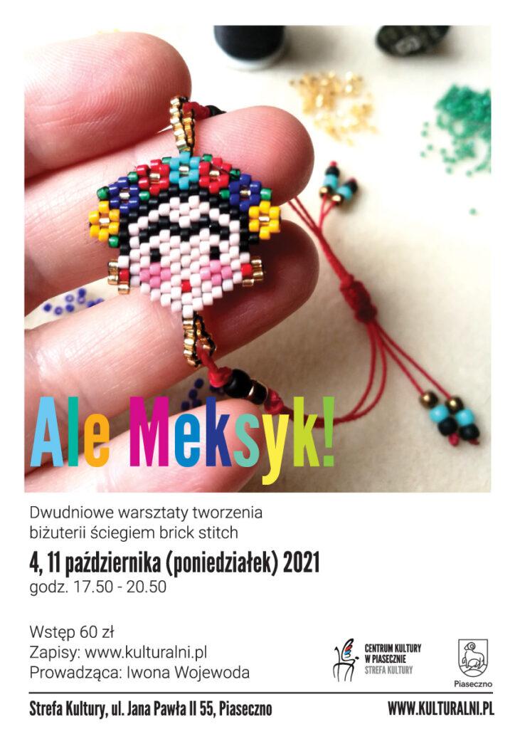 plakat wydarzenia AleMeksyk