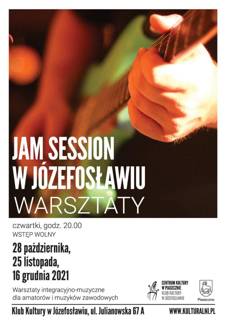 Plakat wydarzenia Jam session