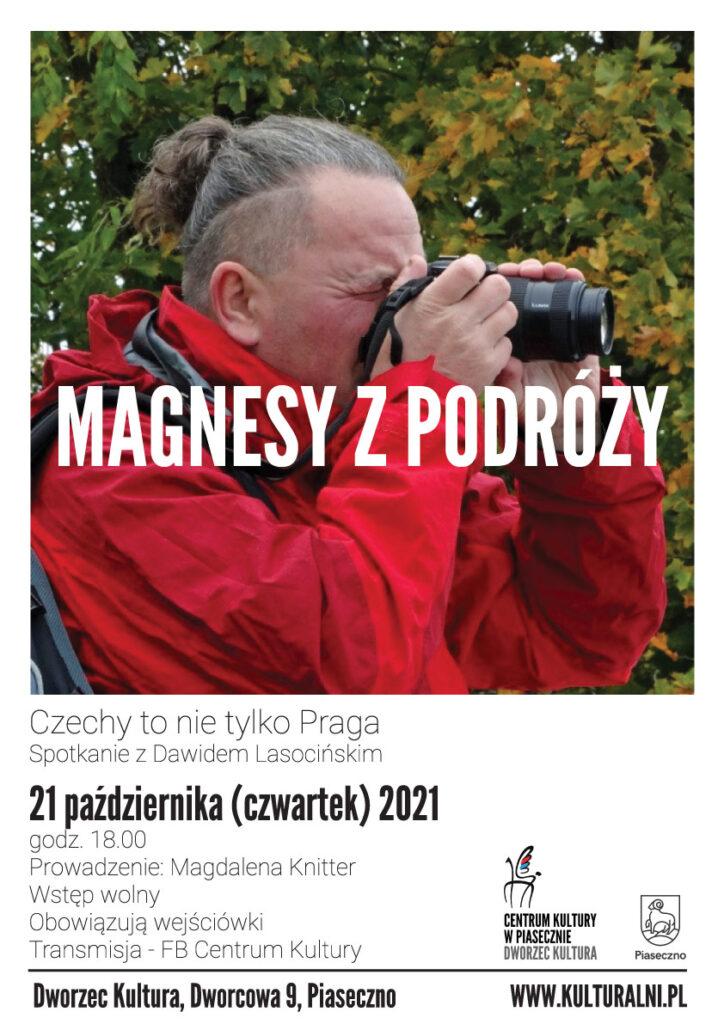 Magnesy zpodróży. Czechy tonietylkoPraga